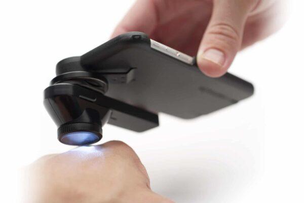 Dermatoskop Dermlite DL1B/Samsung S8+