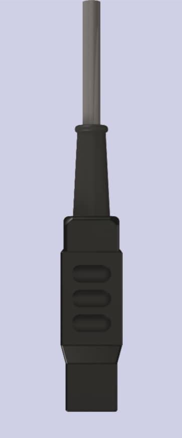 92015 kabel pensety bipolarnej, ERBE ACC/ICC, 3m,