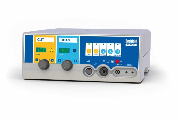Aparat elektrochirurgiczny ELTRON 120 • Wyposażenie: