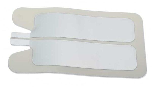 Elektroda bierna dzielona, jednorazowa