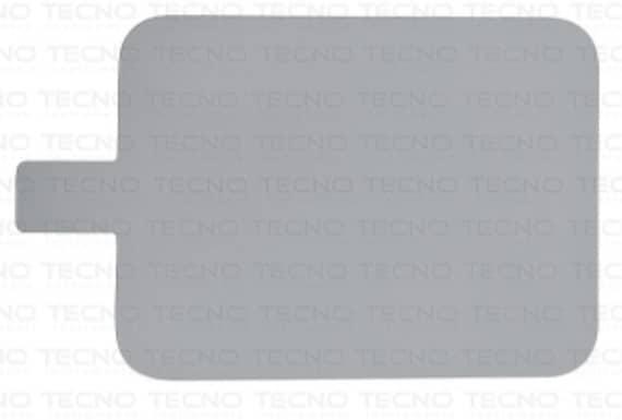 Elektroda bierna stalowa 120x160mm