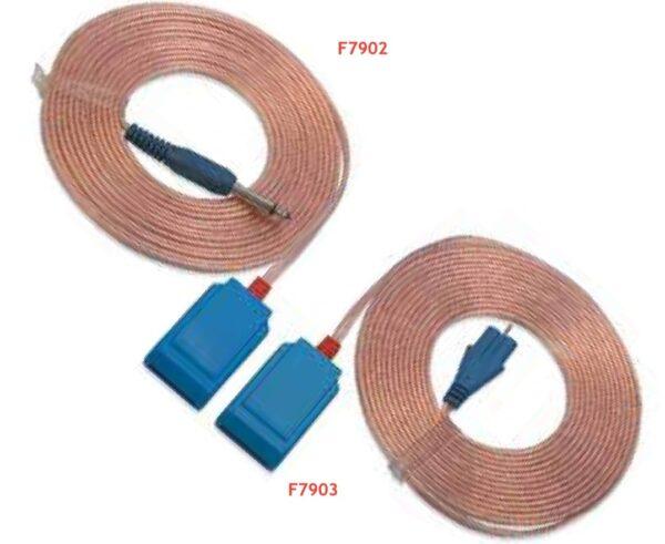 Kabel elektrody biernej Valleylab REM jednorazowej i stalowej