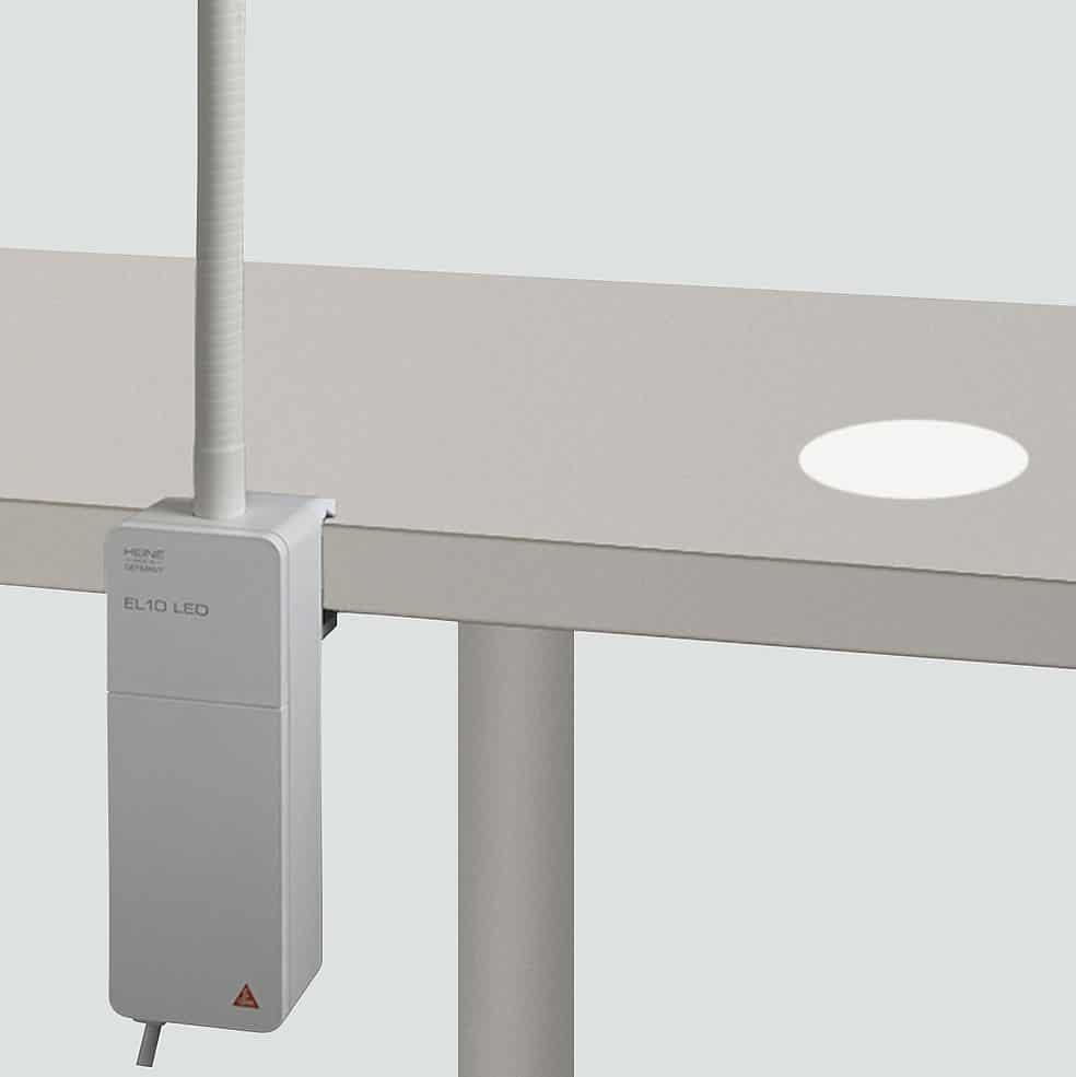 Lampa diagnostyczna diodowa HEINE EL10 LED