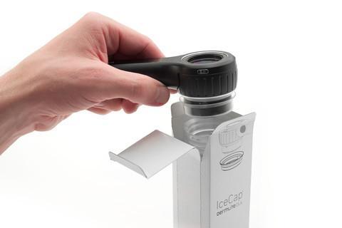 Nakładka higieniczna DL-200 op.25szt. • Nakładki higieniczne IceCap • Dermatoskop: DL200