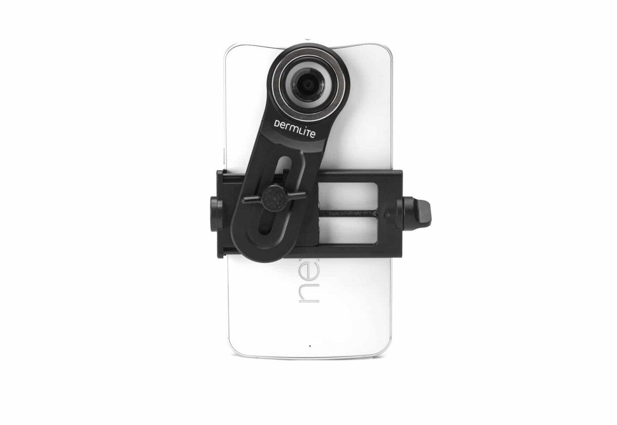Uniwersalny adapter Dermlite do smartfona