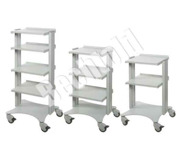 Wózek aparatowy 3-półkowy