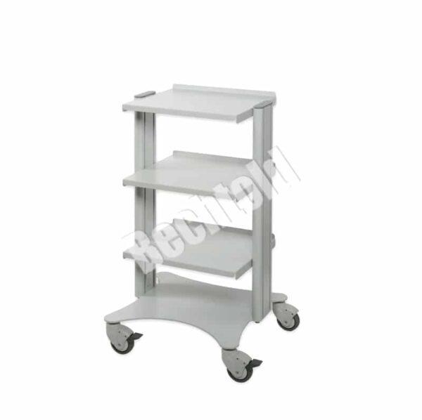 Wózek aparatowy 4-półkowy
