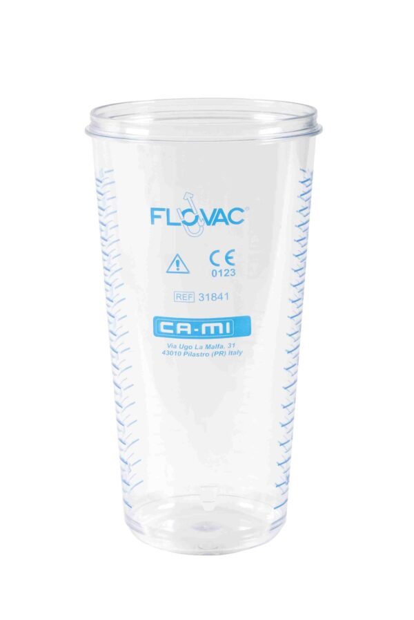 Zbiornik wielorazowy FLOVAC do wkładów jednorazowych 1l