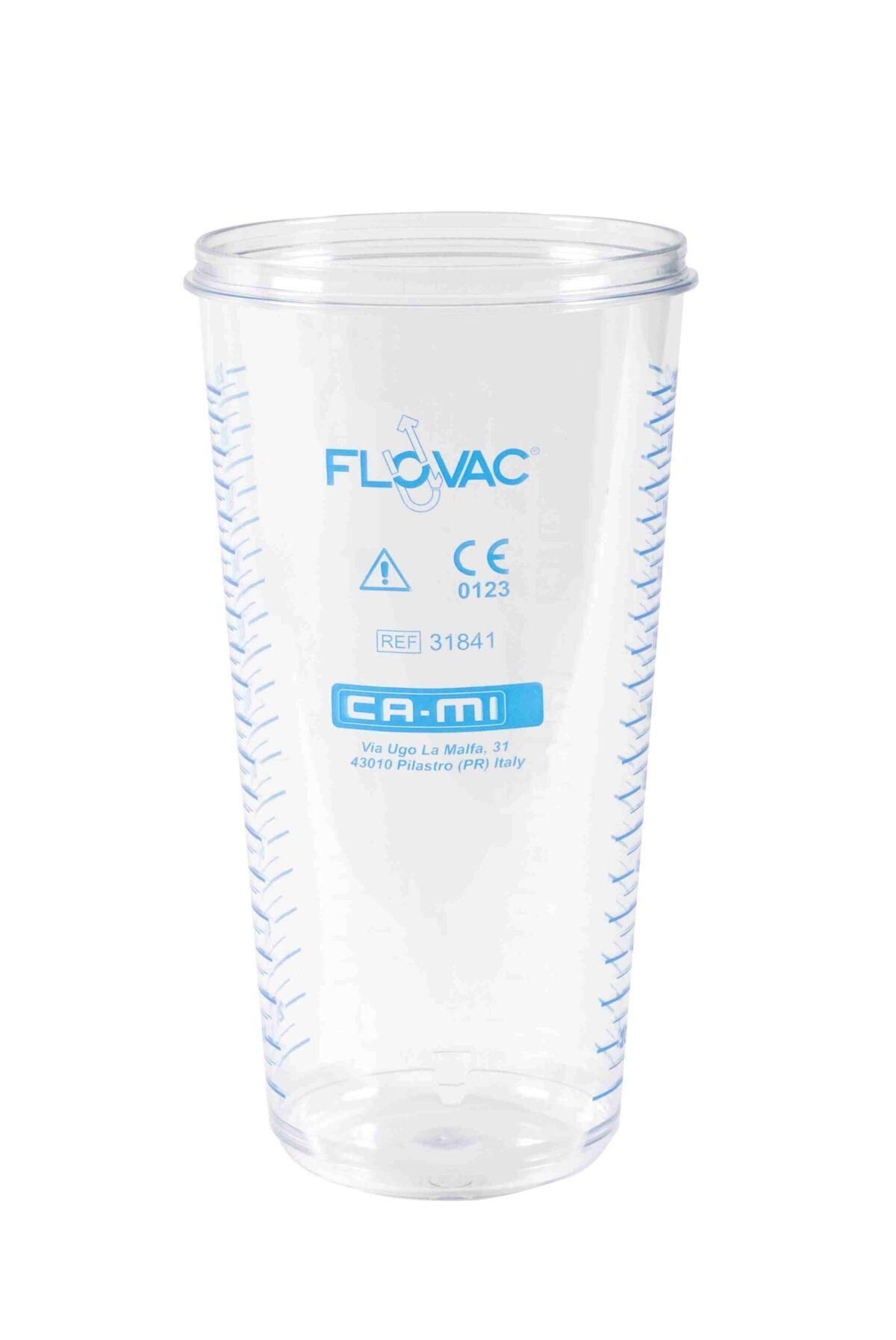 Zbiornik wielorazowy FLOVAC do wkładów jednorazowych 2l