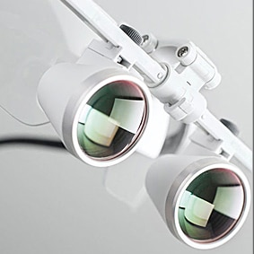 Lamps and loupes